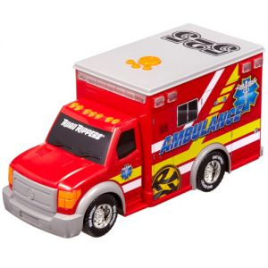 Nikko Road Rippers Rush en Rescue Ambulance