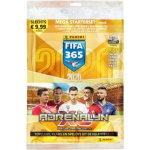 Panini starterpack Adrenalyn FIFA365 2019/2020