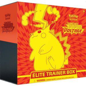Pokemon Elite Trainer box SS4: Sword en Shield Vivid Voltage