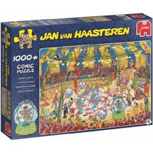 Jan Van Haasteren Acrobaten Circus 1000 Stukjes