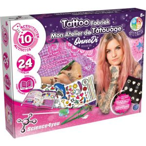 OnneDi Tattoo Fabriek Science4You