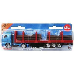 Siku vrachtwagen bomentransport
