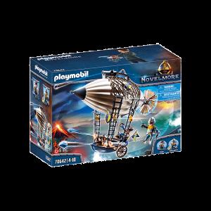 Playmobil Novelmore 70642 Dario's zeppelin