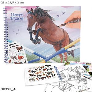 Horses Dreams drawing books 0010295