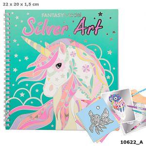 Silver Art Unicorn
