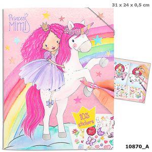 My Style Princess kleurboek eenhoorn