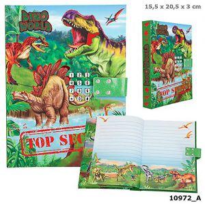 Dagboek met Code Dino World