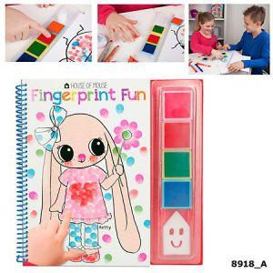 House of Mouse Stamping Fun kleurboek