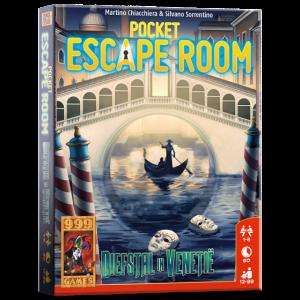 Escape Room Pocket: Diefstal in Venetie