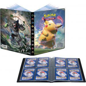 Pokemon TCG Vivid Voltage 4-Pocket Portfolio
