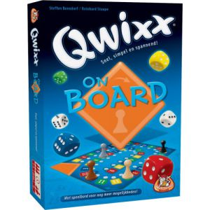 Qwixx: On Board