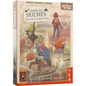 Adventure by Book: Sherlock Jong Talent van Baker Street Breinbreker