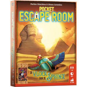 Pocket Escape Room: De Vloek van de Sphinx (NL)