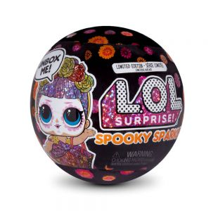 L.O.L. Surprise! Spooky Sparkle Halloween figuur