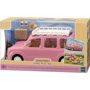 Sylvanian families picknick auto