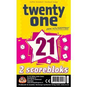 Twenty One: Scorebloks